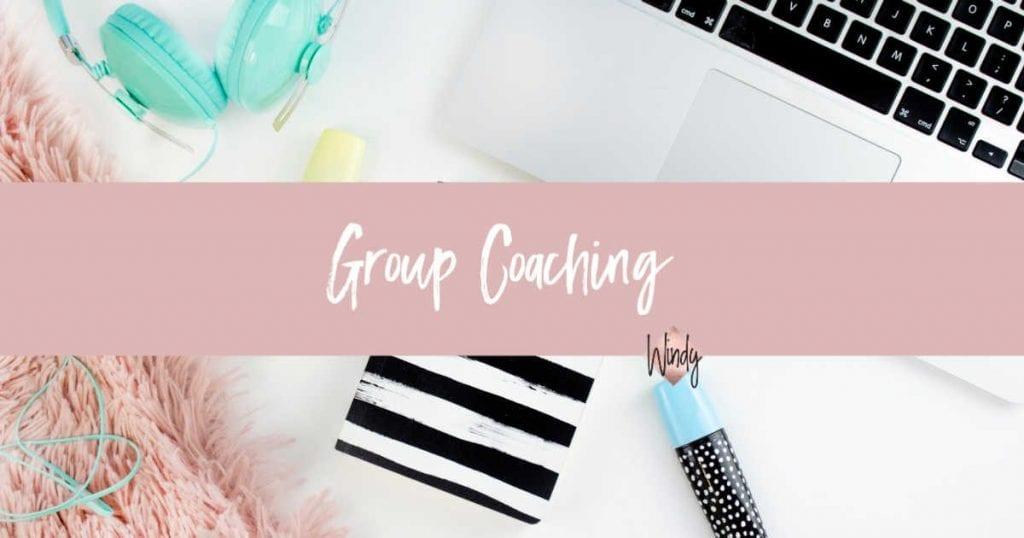 Group Coaching Windy Lawson