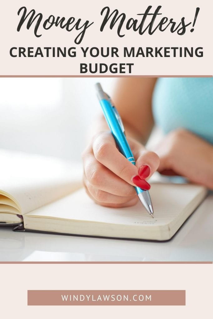Microbusiness Marketing Budget Windy Lawson