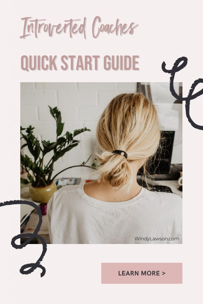 Introverted Coaches Quick Start Guide