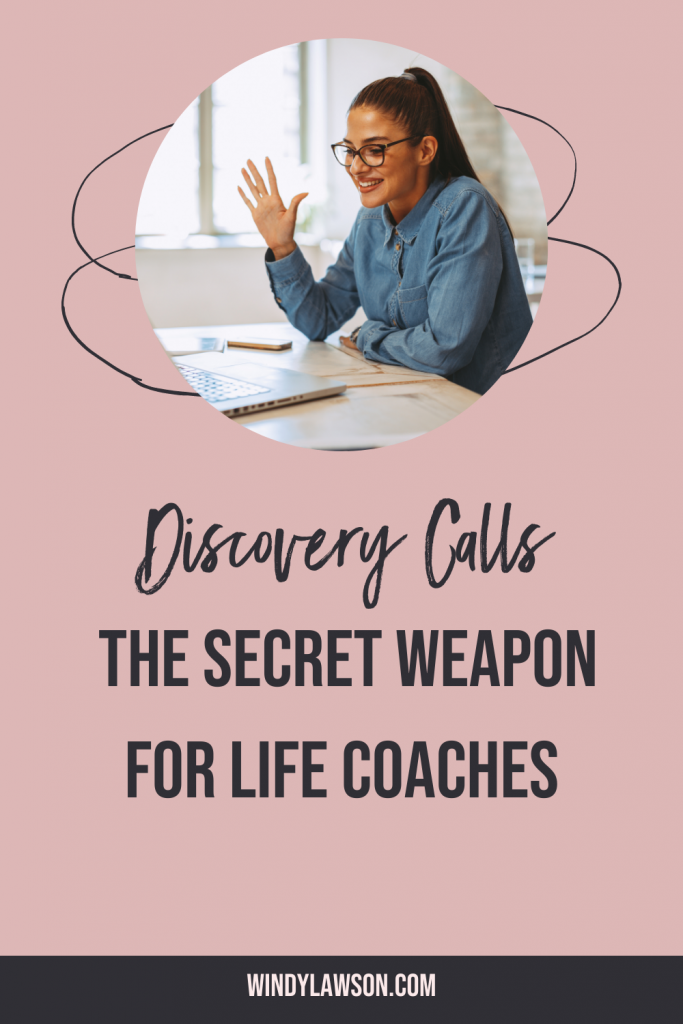 Discovery Calls The Secret Weapon for Life Coaches