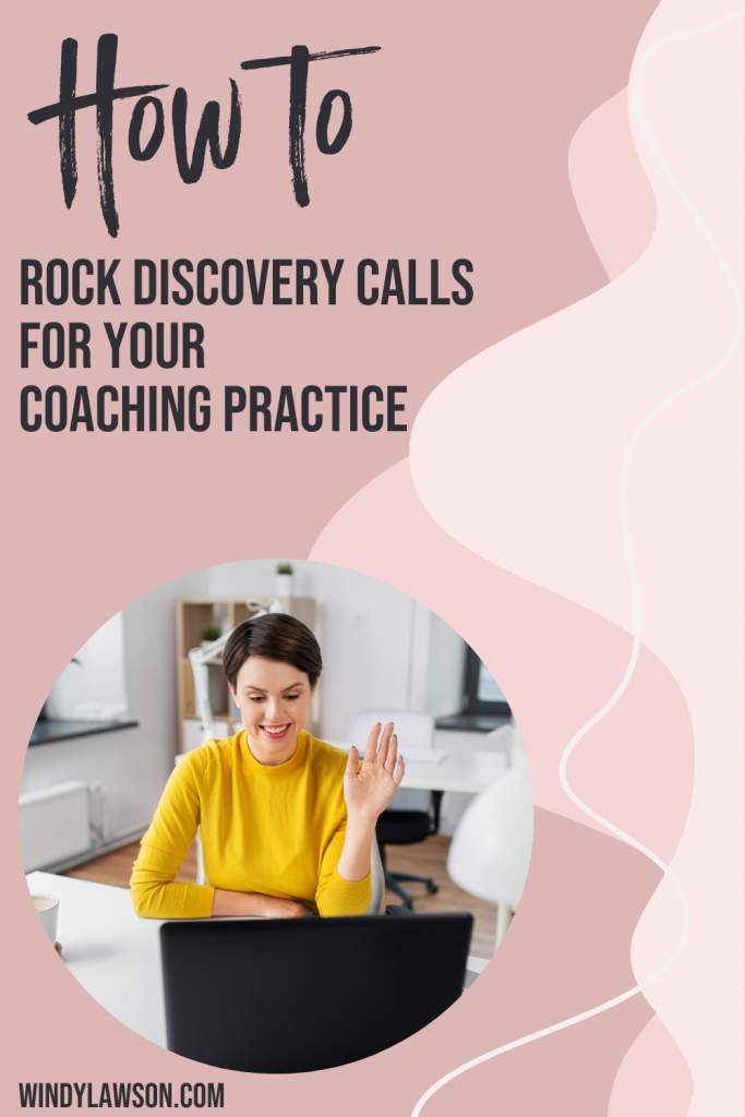 How to rock discovery calls for your coaching practice